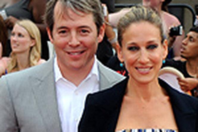 Как Сара Джессика Паркер сохранила свой брак?