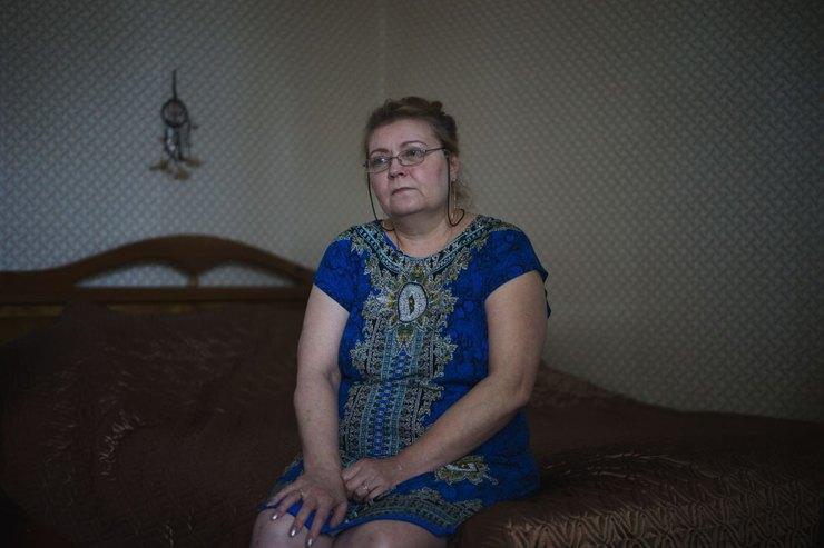 Анна Верба, мама Елены Фото: Станислава Новгородцева дляТД