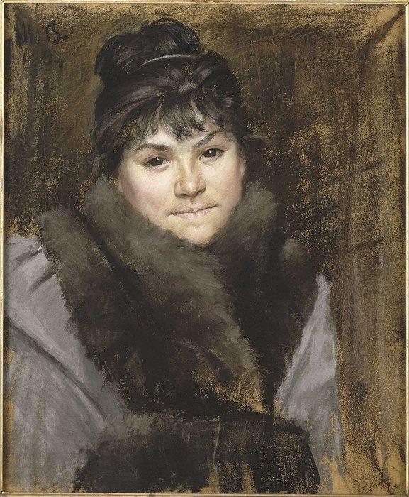 «Портрет мадам Х», 1884