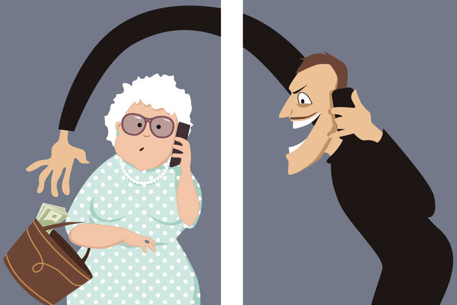 С вашей карты списали деньги: 5 способов распознать телефонных мошенников