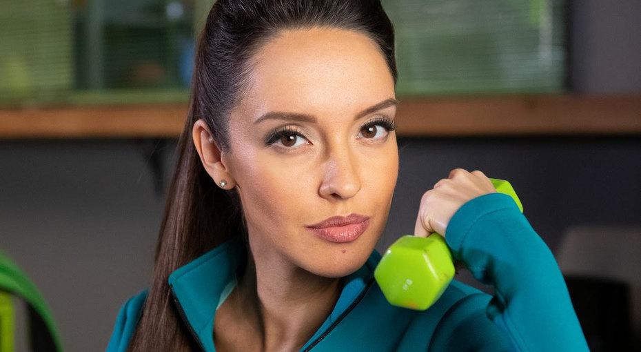 «Классные попа игрудь»: звезда «Фитнеса» Татьяна Храмова выложила обнаженное «беременное» фото