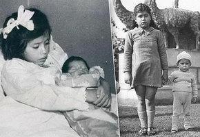 Самая молодая мама в мире: история пятилетней Лины
