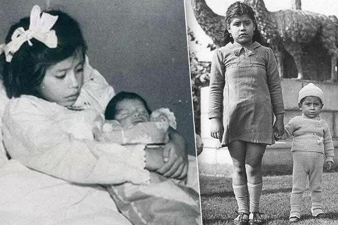 Самая молодая мама вмире: история пятилетней Лины