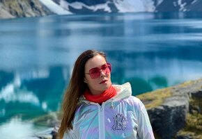 «Дух захватывает!» Ведущая программы «Время» Екатерина Андреева отдыхает на Сахалине