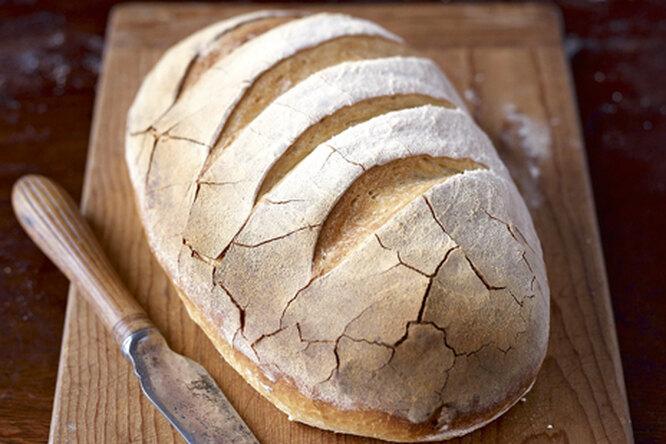 Батон (хлеб из пшеничной муки)
