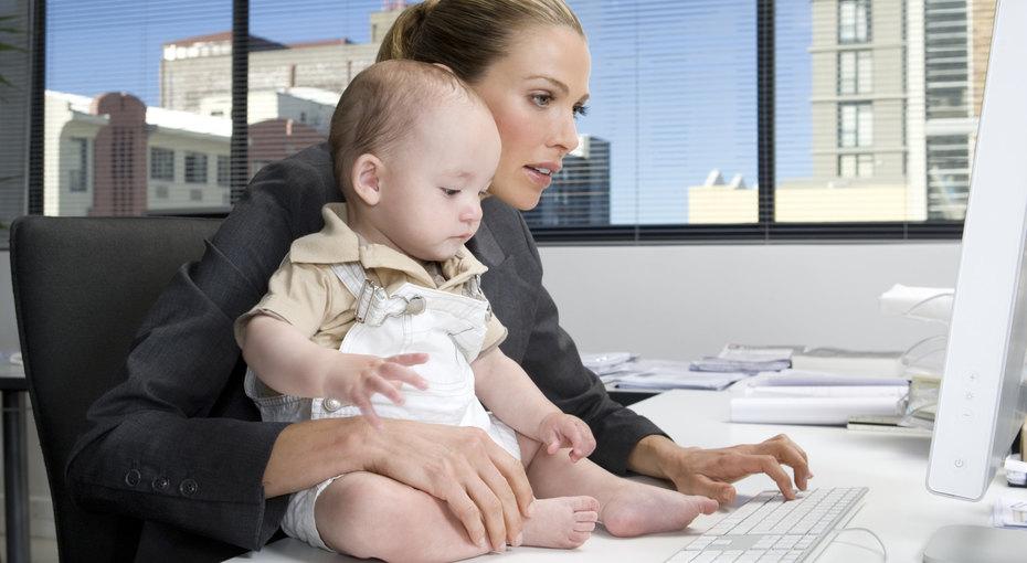 Почему работодатели отказывают вдолжности женщинам, которые воспитывают детей
