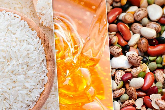 10 продуктов, которые можно хранить практически вечно