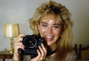 20 редких фотографий и фактов о Шэрон Стоун