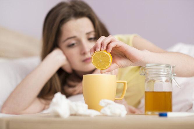 Популярные методы лечения простуды, которые насамом деле недействуют