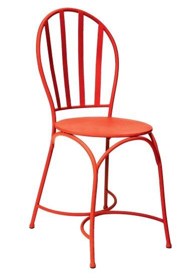 Металлический стул «Коллекционер», «Интерьерная лавка»
