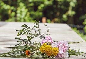 Каждое утро девушка находила на крыльце цветы. Она удивилась, узнав поклонника