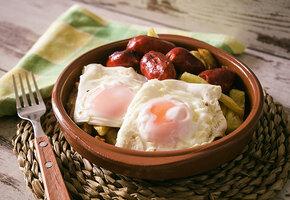 Рецепты звезд: Стас Костюшкин готовит необычную яичницу