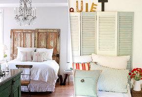Деревянное изголовье кровати: 10 потрясающих идей для вдохновения