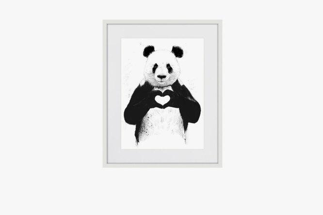 Inmyroom, Репродукция картины All you need is love, 3 995 руб.