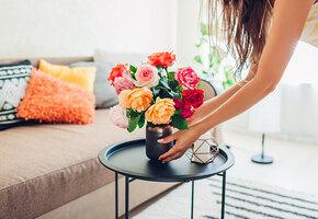 Кресло-гамак, зеркало, обои: 9 вещей, которые преобразят вашу квартиру
