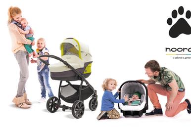 Детские коляски RDI — уют икомфорт длямалыша, надёжность дляродителей