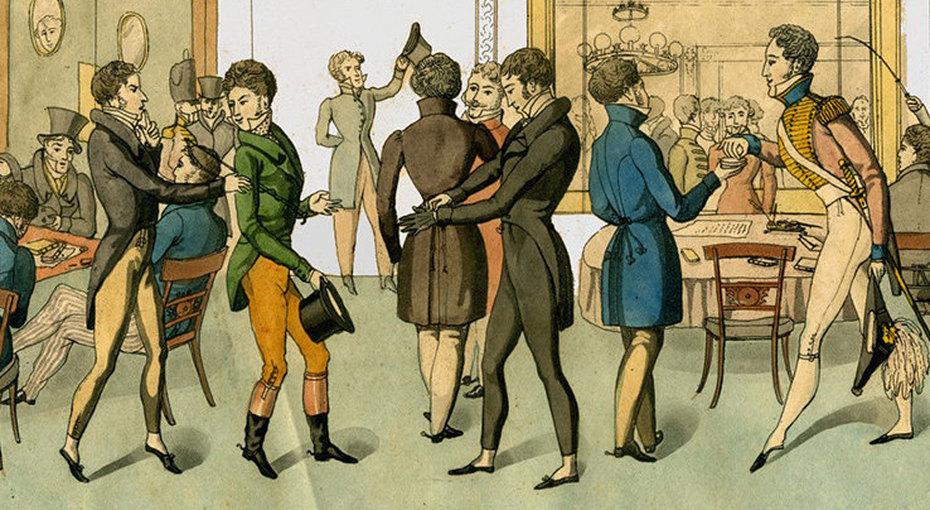 Тайные бары длягеев XVIII века: удовольствие спривкусом смерти