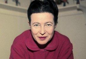 Мать феминизма Симона Бовуар и трое мужчин её гарема