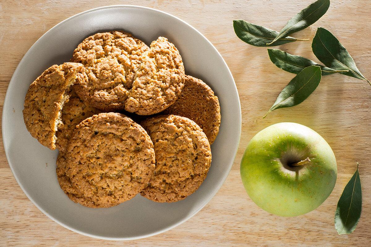 Рецепт яблочной галеты