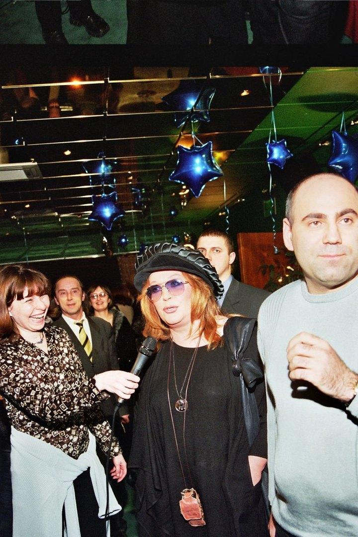 Алла Пугачева, Иосиф Пригожин