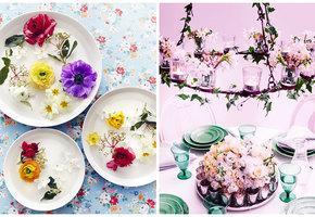 Школа флористики: как украсить дом цветами
