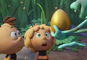 Лучшие новые мультфильмы для детей: пчелка Майя, 100% волк и другие