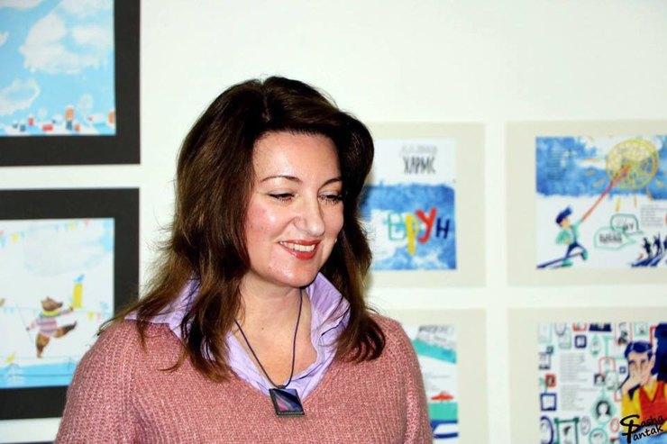 Екатерина Тимашпольская
