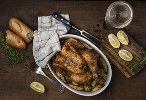 Рецепты звёзд: вкуснейший цыплёнок от легендарной Элизабет Тейлор