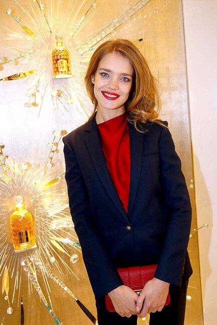 Наталья Водянова (33 года), модель, основатель благотворительного фонда «Обнаженные сердца»