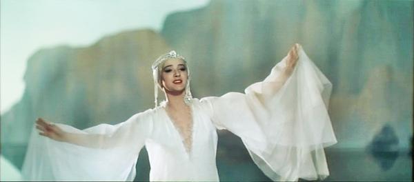 Ксения Рябинкина, Сказка о царе Салтане