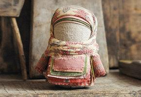 Мастерица Яна Волкова: «Куклы скромно вошли в мою жизнь и остались»