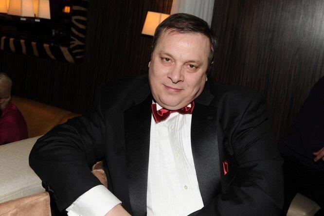 Андрей Разин показал отца Кристины Орбакайте ивысказался оего отношениях сАллой Пугачевой