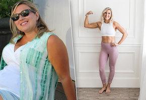 Как похудеть на 25 кг, занимаясь по видеокурсам? Личная история