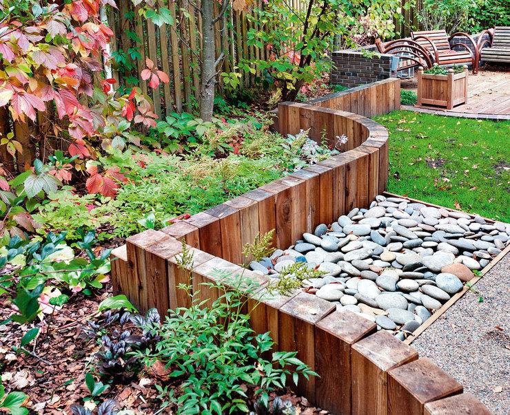 Три интересных сада. Ландшафтные дизайнеры представляют свои проекты