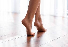 10 простых и эффективных упражнений от плоскостопия