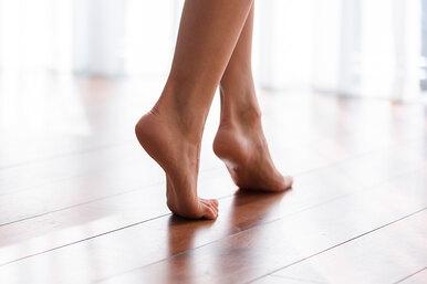 10 простых иэффективных упражнений отплоскостопия