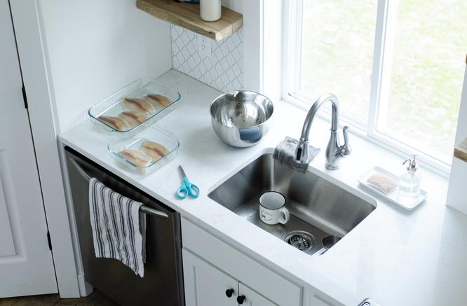 Как часто нужно мыть раковину