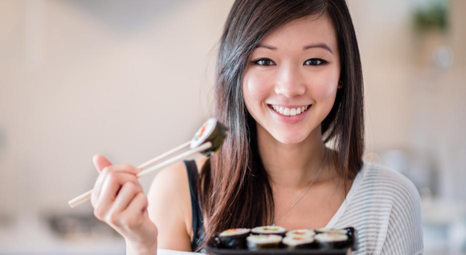 10 секретов стройности японок: ешьте ине полнейте!