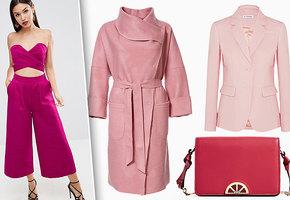 Розовый — цвет юности и любви! Эти 20 вещей впишутся в любой гардероб