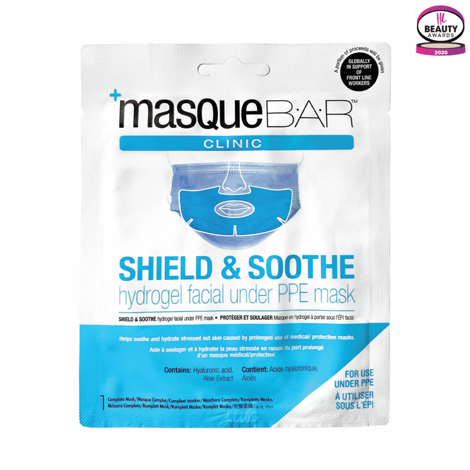 Shield & Soothe Hydrogel PPE Facial Under Mask, 293 руб