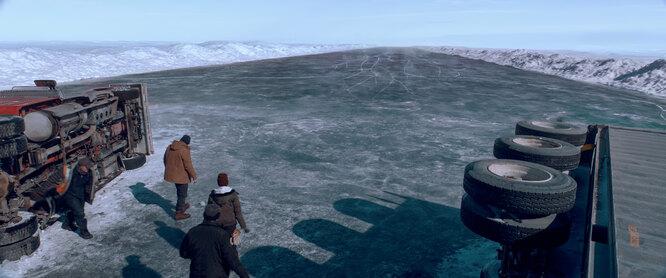 Кадр из фильма «Ледяной драйв»