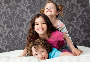 Секреты воспитания: старший, средний, младший