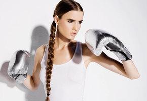 На спорте: 5 классных причёсок для фитнеса