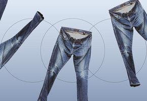 Как правильно стирать джинсы. 5 самых важных правил