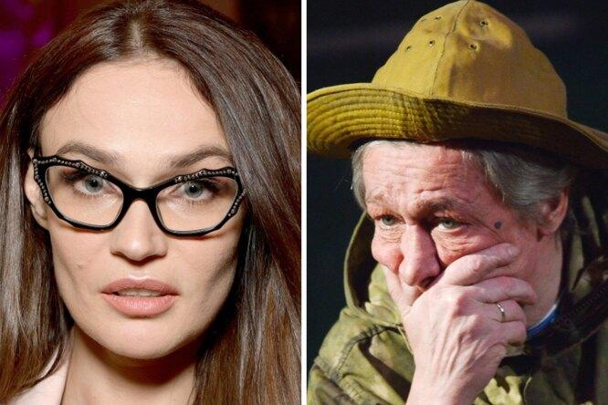 «Не буду танцевать накостях»: Алена Водонаева высказалась поповоду суда надМихаилом Ефремовым