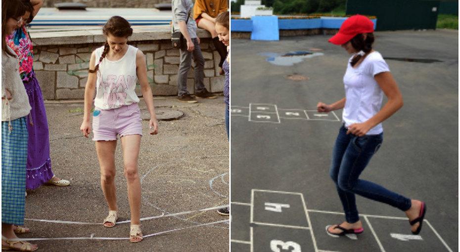 Уличные игры нашего детства. Теперь научите своих детей