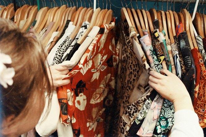 девушка, наряды, шоппинг
