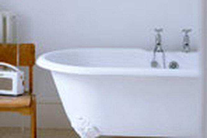 Бытпросвет> Чистая ванная комната