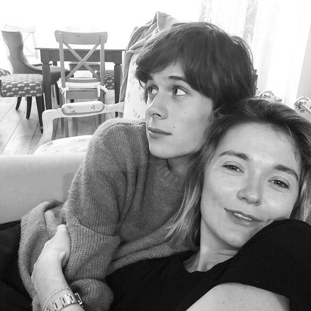Андрей Баков и Надежда Михалкова