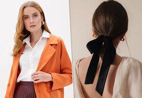 От плаща до банта: 5 вещей, которые освежат ваш весенний гардероб